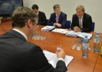 Participation of Johannes Hahn, Member of the EC, in the Civil Society Forum