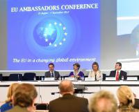 Conférence des ambassadeurs de l'UE 2015