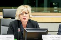 Participation de Corina Creţu, membre de la CE, à la conférence 'Les territoires ruraux dans les politiques 2014-2020 de cohésion territoriale et de croissance inclusive'