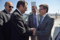 Participation of Carlos Moedas, Member of the EC, at the inauguration of PROTEAS research facility in Cyprus