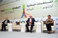 Participation of Miguel Arias Cañete, Member of the EC, at the INDC Forum organised in Rabat, 12-13/10/2015
