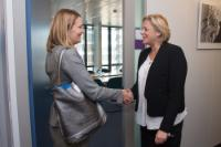 Visit of Mari Kiviniemi, Deputy Secretary-General of the OECD, to the EC