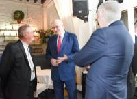 Meeting between Phil Hogan, Member of the EC, and a delegation from the Irish Bishops' Conference