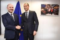 Visit of Yassine Brahim, Tunisian Minister for Development, Investment and International Cooperation, to the EC