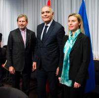 Participation of Federica Mogherini, Vice-President of the EC, and Johannes Hahn, Member of the EC, in the EU/Morocco Association Council
