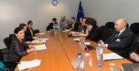 Visit of representatives of organisations working with children in migration to the EC