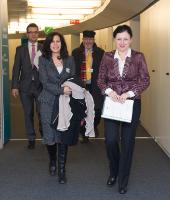 Visit of Victoria A. Espinel, President and CEO of BSA - The Software Alliance, to the EC
