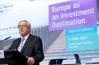 Closing speech by Jean-Claude Juncker, President of the EC, in the High-Level Conference of the EPSC 'Europe as an Investment Destination'