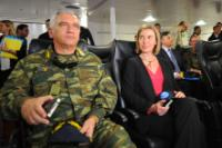 Visit of Federica Mogherini, Vice-President of the EC, to Lampedusa
