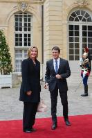 Visit of Federica Mogherini, Vice-President of the EC, to France