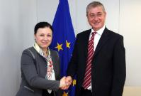 Visit of Ferenc Gyurcsány, former Hungarian Prime Minister, to the EC
