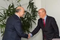 Visit of Augusto Santos Silva, Portuguese Minister for Foreign Affairs, to the EC