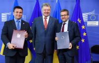 Signature of the Association Agreement with Ukraine to Euratom