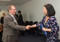 Visit of Bob Goodlatte, Chairman of the US House of Representatives Judiciary Committee, to the EC