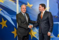 Visit of Daniel Mitov, Bulgarian Minister for Foreign Affairs, to the EC