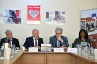 Visit by Christos Stylianides, Member of the EC, to Turkey