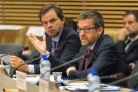 Participation of Carlos Moedas, Member of the EC, in the EURICS high-level conference