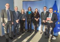 Participation de Carlos Moedas, membre de la CE, à la cinquième réunion du groupe de haut-niveau SAM