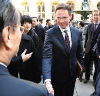 Participation of Jyrki Katainen, Vice-President of the EC, in the Hamburg Summit 2016