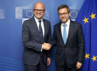 Visit of Vidar Helgesen, Norwegian Minister for Climate and Environment, to the EC