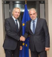 Visit of Ján Figel', EU Special Envoy for the promotion of freedom of religion or belief outside the European Union, to the EC
