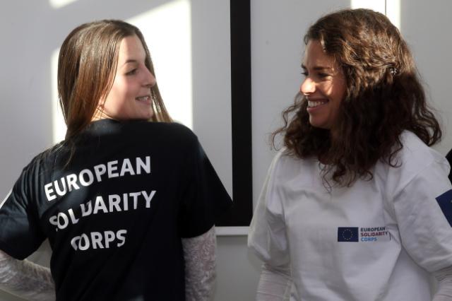 European Solidarity Corps (ESC)