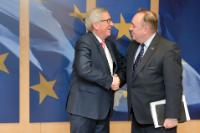 Visit of Alex Salmond, former First Minister of the Scottish Executive and Member of the British Parliament for Gordon, to the EC
