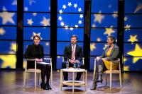 Visit by Valdis Dombrovskis, Vice-President of the EC, to Denmark