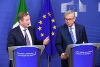 Visit of Enda Kenny, Irish Prime Minister (Taoiseach), to the EC