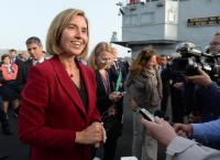 Visit by Federica Mogherini, Vice-President of the EC, to Malta