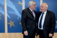 Visit of Joseph Daul, President of the European People's Party (EPP), to the EC