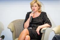 Visite de Corina Creţu, membre de la CE, en Roumanie