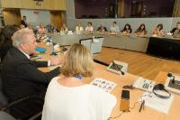 Visit of Greek journalists to the EC
