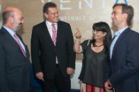Visite de Maroš Šefčovič, vice-président de la CE, et Carlos Moedas, membre de la CE, au Portugal