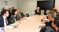 Visit of a delegation from the American Congress to the EC