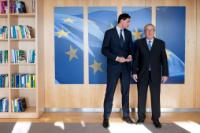 Visit of Wopke Hoekstra, Dutch Minister for Finance, to the EC