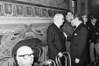 Conseil européen - Rome 1977
