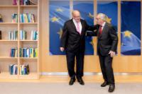 Visit of Peter Altmaier, Head of the German Federal Chancellery, Federal Minister for Special Tasks and acting Federal Minister for Finance, to the EC