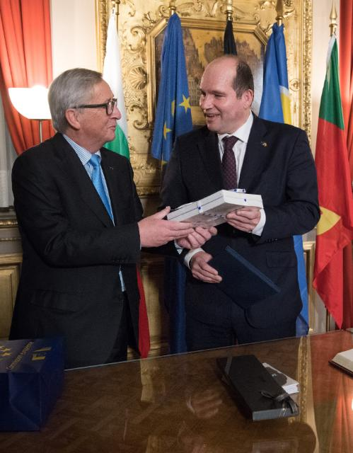 Launch of the European Year of Cultural Heritage