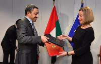 Visit of Abdullah bin Zayed Al Nahyan, Emirian Minister for Foreign Affairs and International Cooperation, to the EC