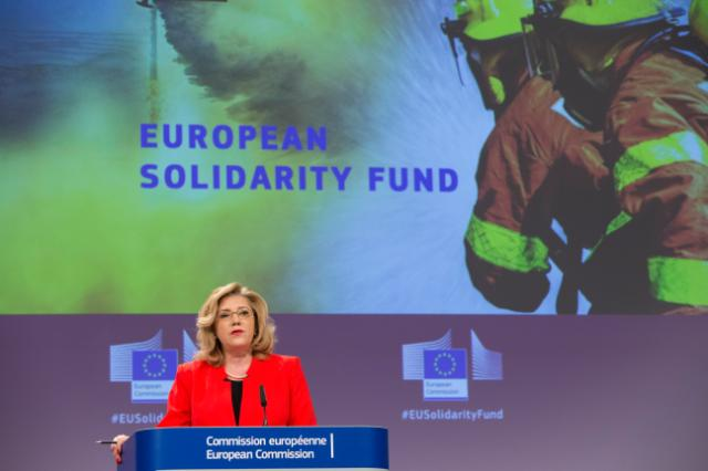 Statement by Corina Creţu, Member of the EC, on the EU Solidarity Fund for France, Greece, Spain and Portugal