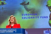Déclaration de Corina Creţu, membre de la CE, sur le Fonds de solidarité de l'UE pour la France, la Grèce, l'Espagne et le Portugal