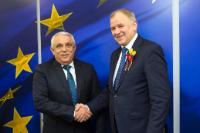 Visit of Petre Daea, Romanian Minister for Agriculture and Rural Development, to the EC