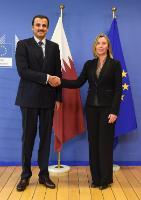 Visit of Tamim bin Hamad Al-Thani, Emir of Qatar, to the EC