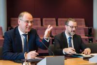 Visite de Recteurs d'Universités Polonaises à la CE