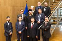 Visite de hauts dignitaires religieux musulmans à la CE