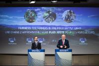 Press conference by Phil Hogan, Member of the EC, on the Proposal to improve the EU food supply chain