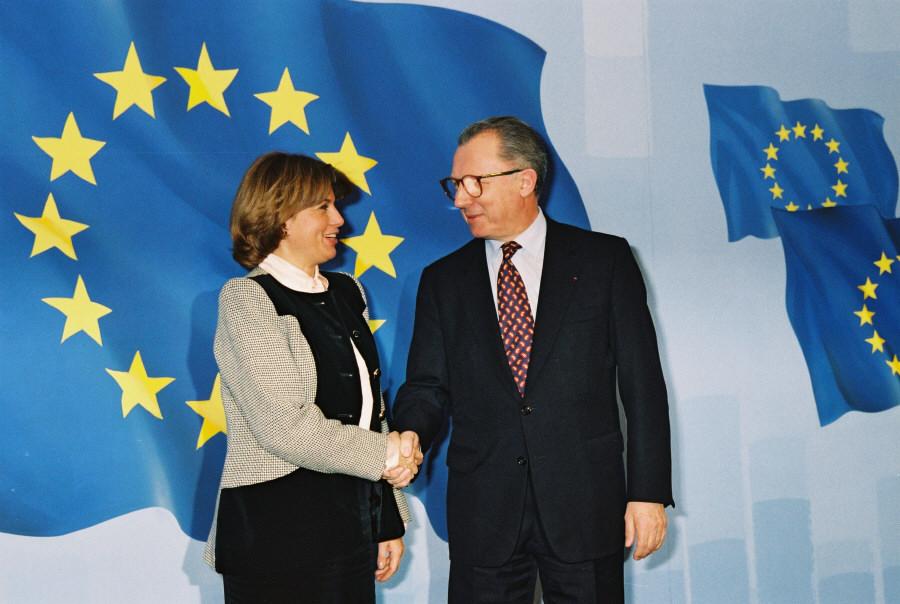 Visit by Tansu Çiller, Turkish Prime Minister, to the EC