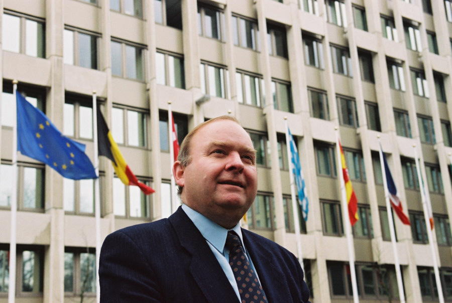 Henning Christophersen, Vice-President of the CEC