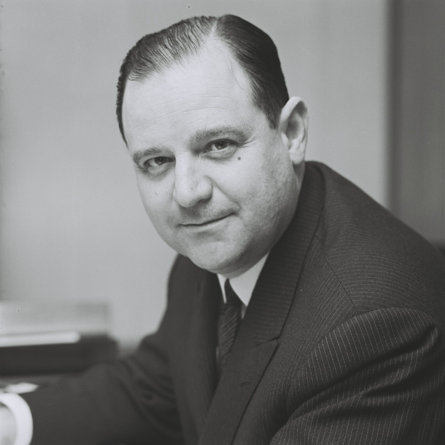 Raymond Barre, Vice-President of the CEC